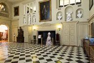 Christchurch Mansion room settings